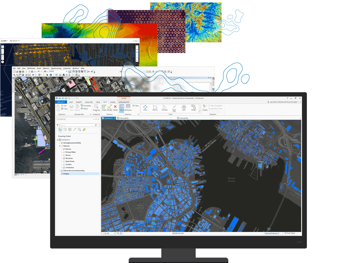 ArcGIS Desktop | Esri Indonesia