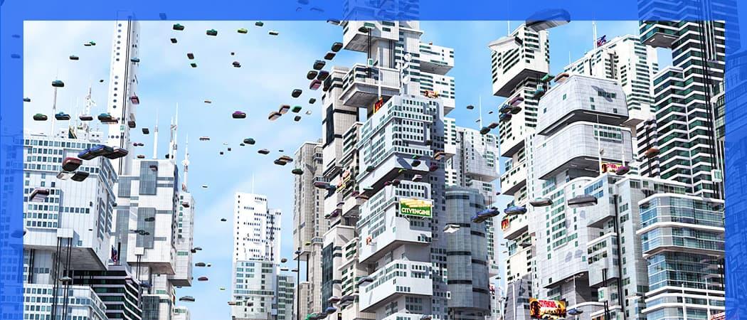 Esri CityEngine | Esri Indonesia