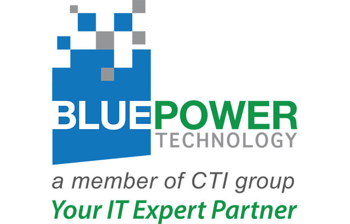 BLUEPOWER Logo