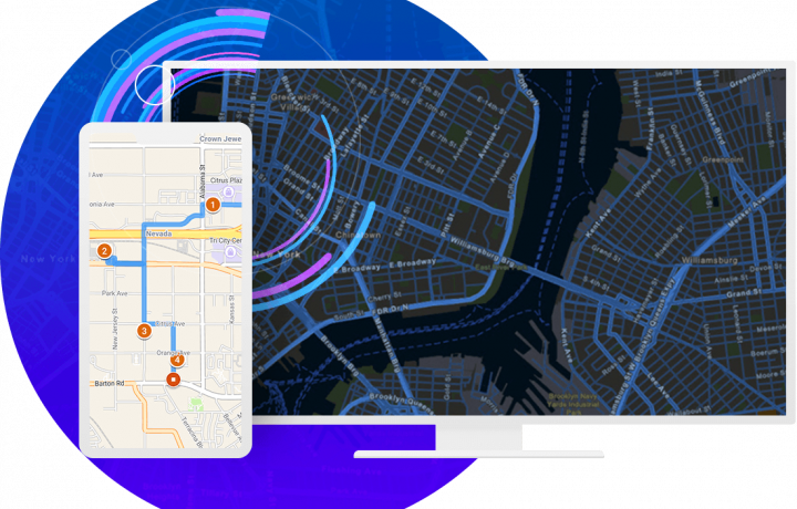 arcgis pro analytics data science identify locations routes