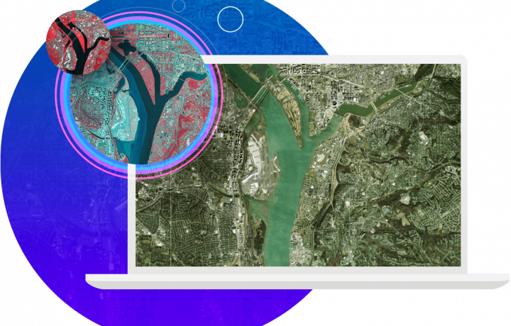 arcgis pro explore imagery process imagery