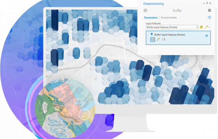 arcgis pro explore visualization interactive tools