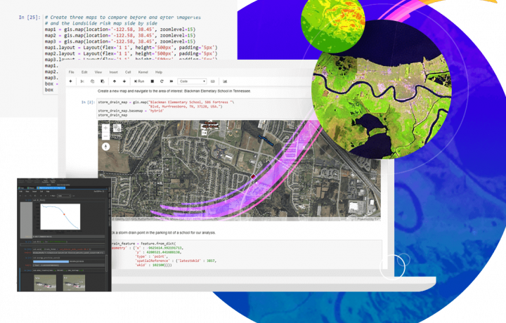 arcgis pro launch new capabilities python notebooks