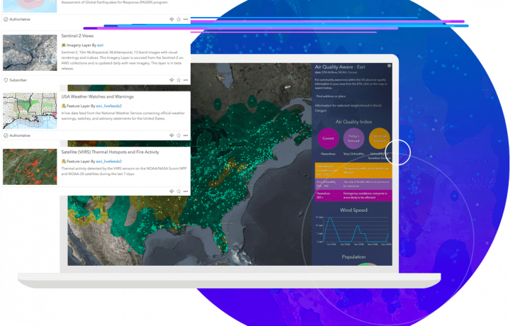 arcgis pro share your work discover