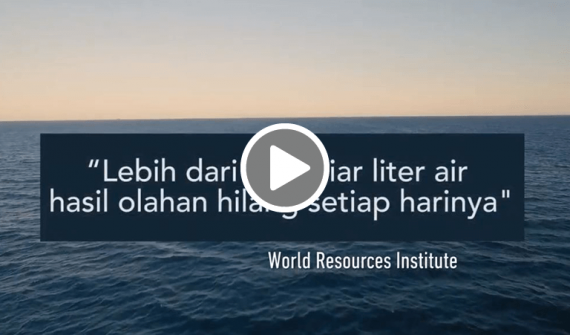 Mobile GIS saving billions of litres of drinking water video