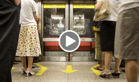 Using geoanalytics to enhance commuter experiences video