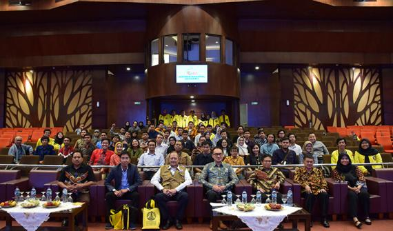 Esri Indonesia Collaborates with University of Indonesia at G-Days 11th card