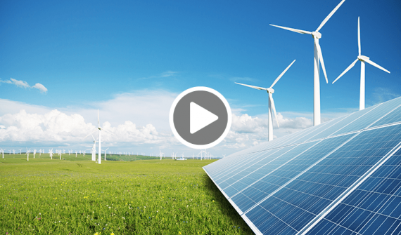 Using GIS to meet renewable energy goals video card